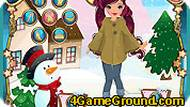 Игра Зимний шарф
