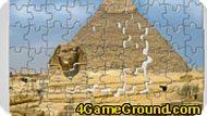 Пазл пирамиды