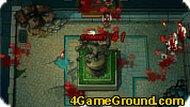 Игра Зомби рикошет