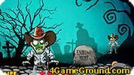 Могилы с зомби