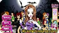 Игра Зомби-принцесса