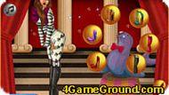 Цирковая девушка
