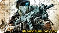 Игра Городской солдат