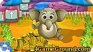 Игра Слон и бананы