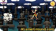 Игра Бой на кладбище