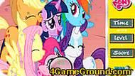 Игра Звёзды маленьких пони