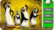Игра Пингвины с Мадагаскара