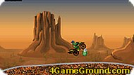 Ниндзя-черепашки на мотоцикле