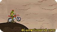 Гонка ниндзя-черепашек