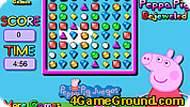 Игра Свинка Пеппа: развивающая игра