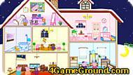 Игра Свинка Пеппа: кукольный домик