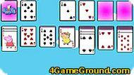 Игра Карты Свинки Пеппы