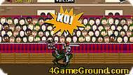 Игра Могучие рейнджеры: рыцарский турнир