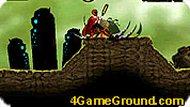 Игра Могучие рейнджеры и монстры