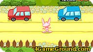 Кролик на дороге