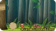 Игра Приключения красного шарика