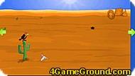 Заблудился в пустыне