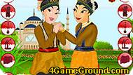 Индонезийские костюмы