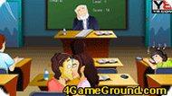Игра Поцелуи на уроке