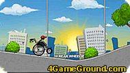 Игра Соревнование инвалидов