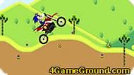 Игра Мотоцикл Соника