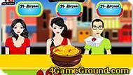 Игра Ресторан индийской кухни
