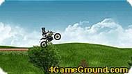 Игра Гоночный мотоцикл