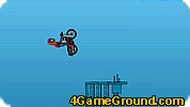 Игра Мотоцикл Человека-паука