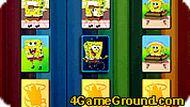 Игра Карты Спанч Боба