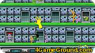Игра Губка Боб в тюрьме