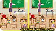 Игра В школьном классе