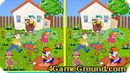 Игра Весёлый сад