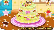 Игра Лучший свадебный торт