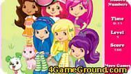 Игра Клубничные девочки