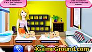 Игра Супер-мама