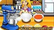 Игра Овощной пирог