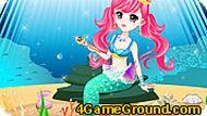 Игра Принцесса русалочка