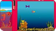 Игра Малышка русалка