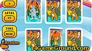 Игра Том и Джерри на картах