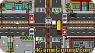Игра Перекрёсток с железной дорогой