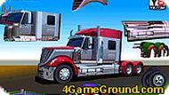 Игра Создайте грузовик