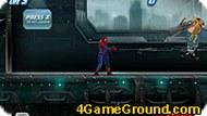 Игра Бой Человека-паука