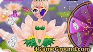 Игра Фея на лилии