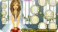 Игра Подбираем свадебное платье