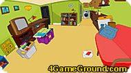 Игра Большая комната