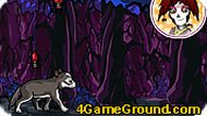 Игра Волчонок в лесу