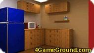 Игра Выход из деревянного дома