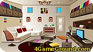 Игра Стильная комната