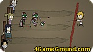 Игра Стрелы для зомби