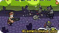 Игра Зомби на диком западе
